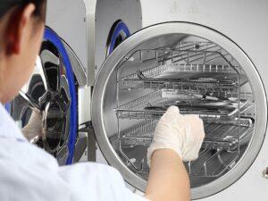 Sterilizasyon Cihazları